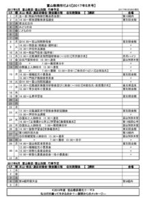 thumbnail of 2017年5月号(表面)